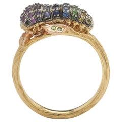 Caterpillar Ring
