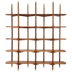 Cathedral Bookcase