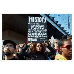 Catherine Opie Herstory, Women's March Limited Edition Print