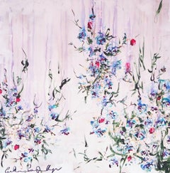 Catherine Pennington-Meyer, Ornamental Willow, Original Floral Painting