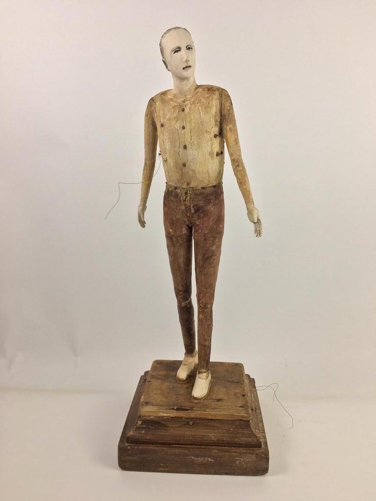Cathy Rose Figurative Sculpture - Forward