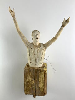 Wood Figurative Sculptures