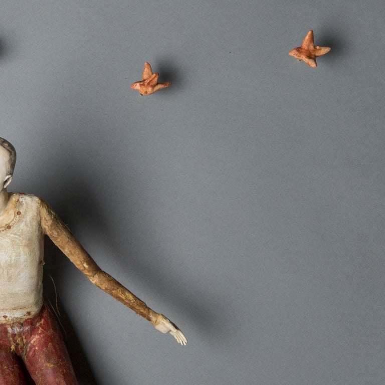 Release - Contemporary Sculpture by Cathy Rose