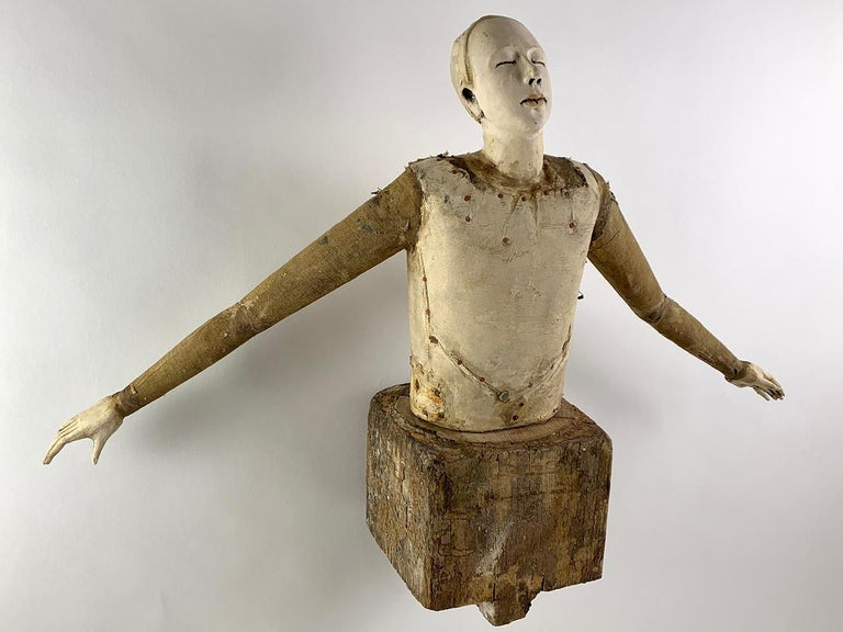 Cathy Rose Figurative Sculpture - Release