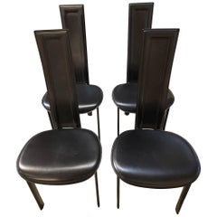 Cattelan Italia Suite of 4 Chairs