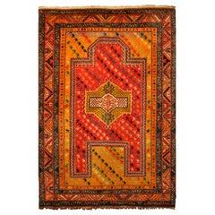 Caucas Shirvan Antic Wool Rug