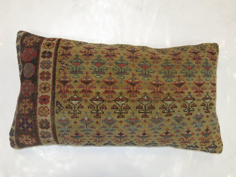 Caucasian Lumbar Pillow In Good Condition For Sale In New York, NY