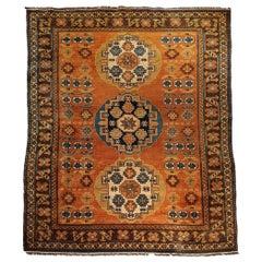735 - Caucasian Rug, 20th Century