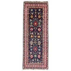 Caucasian Shirvan Long Rug