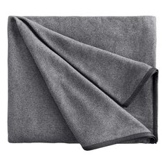 Cavalieri Grey Blanket by Midsummer Milano