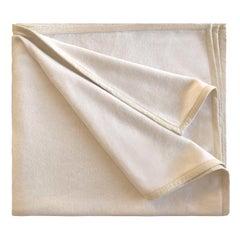 Cavalieri White Blanket by Midsummer Milano