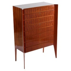 Cavatorta Midcentury Italian Chest 8 Drawers