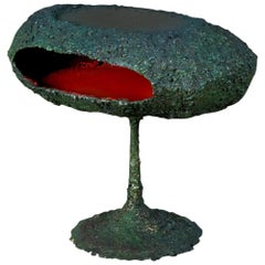 'Cavernous' Side Table by James Bearden