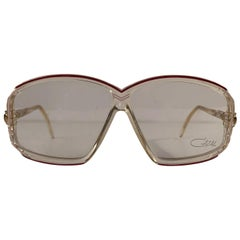 Cazal Vintage Unisex Eyeglasses Mod 153 Col 168 59mm West Germany