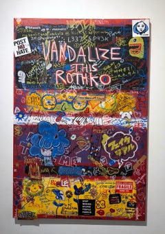 """Vandalize this Rothko"""