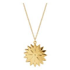 CC 2020 Ornament Ice Dianthus Gold
