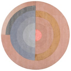 CC-Tapis Bliss Round Rug by Mae Engelgeer