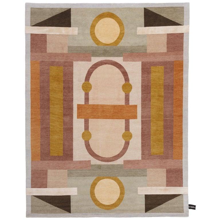 CC-Tapis Cinquecento Mazzolino Rug by Studio Klass For Sale