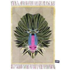 CC-Tapis Evolution Birth on the Dancefloor Rug by Marta Bagante