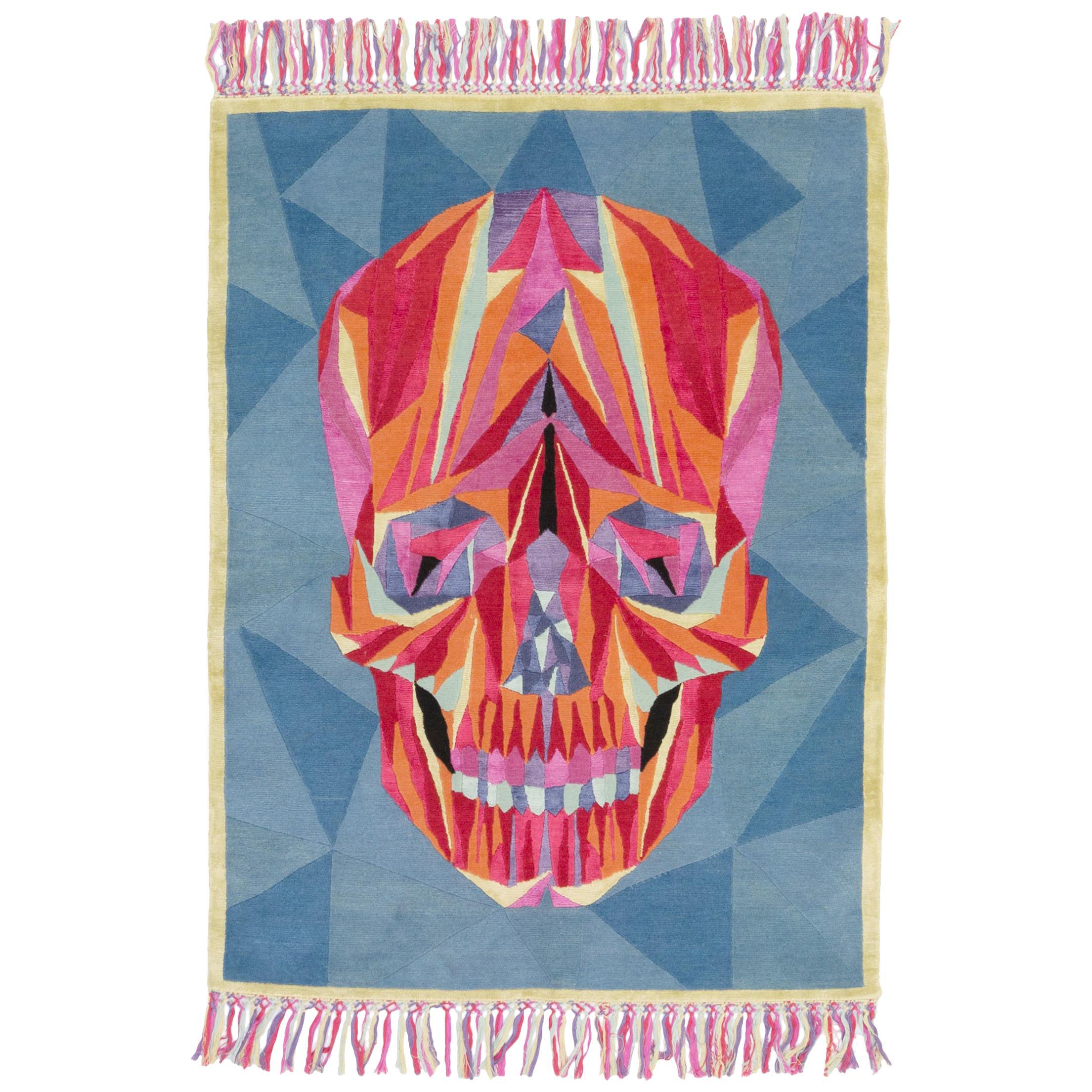 CC-Tapis Evolution Death on the Dancefloor Rug by Marta Bagante