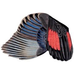 CC-Tapis Feathers Freeform by Maarten De Ceulaer