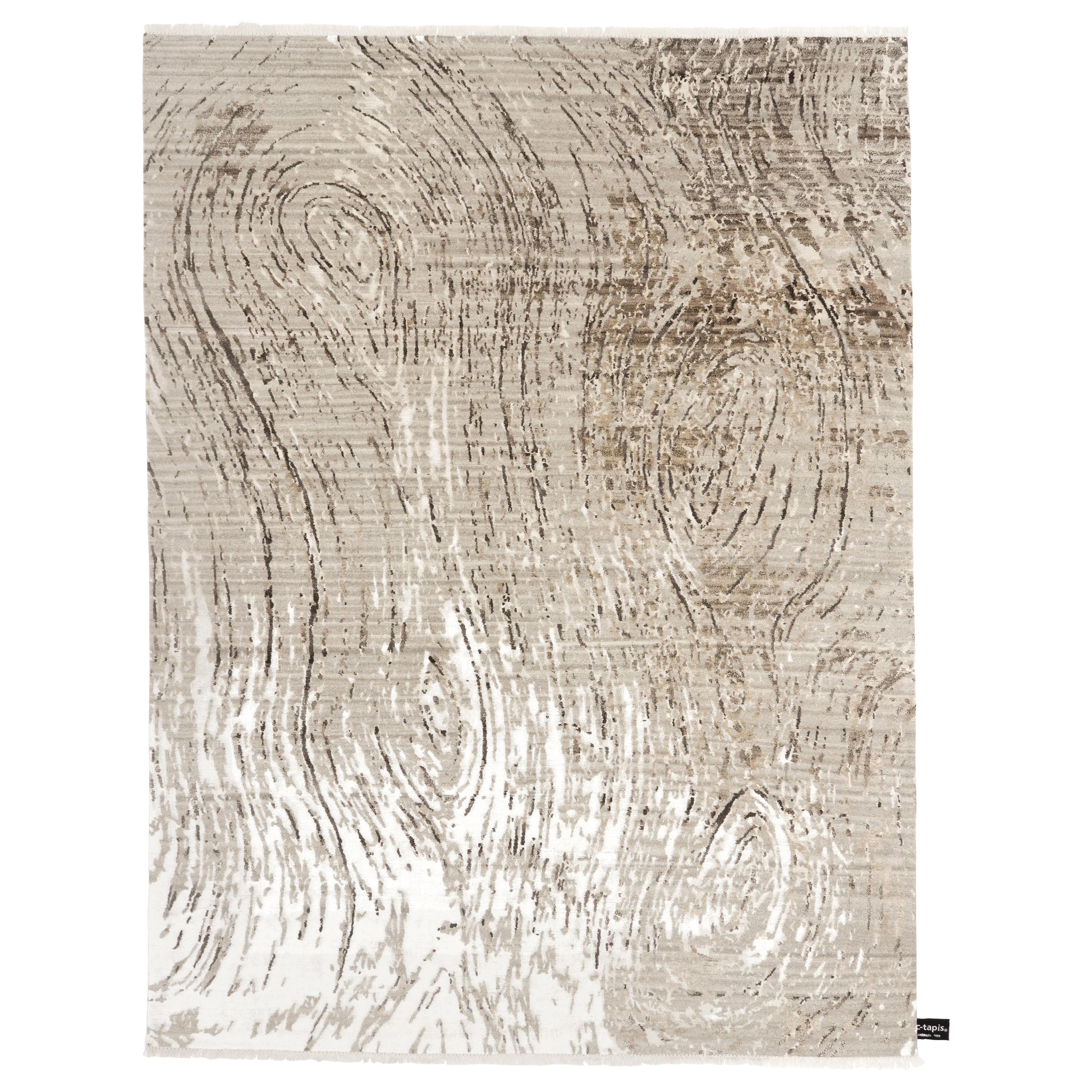 CC-tapis in the Wood 2.0 Rug by Claudio Bonoldi