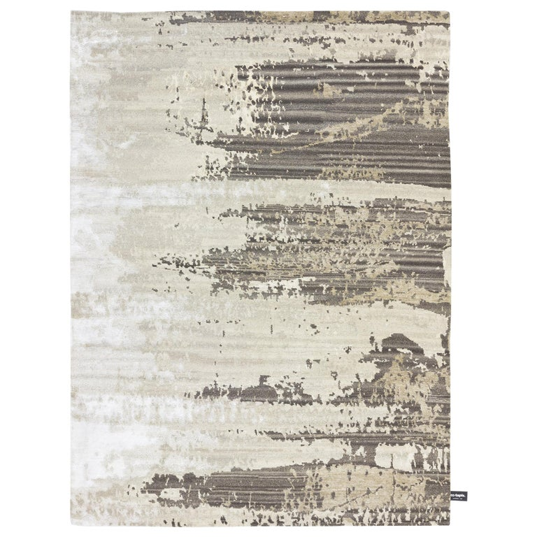 CC-Tapis in the Wood Rug by Claudio Bonoldi For Sale