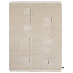 CC-Tapis Inventory Thread Rug by Faye Toogood