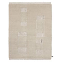 CC-Tapis Inventory Thread Rug in Standard by Faye Toogood