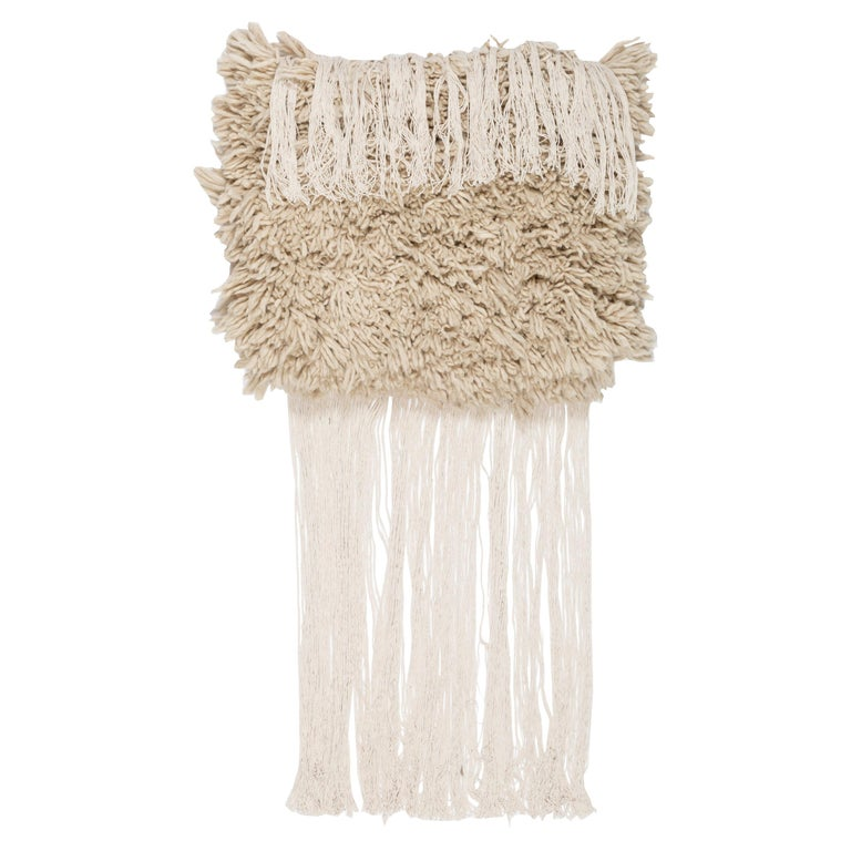 CC-Tapis Lanolin Wall Hanging by Daniele Lora For Sale