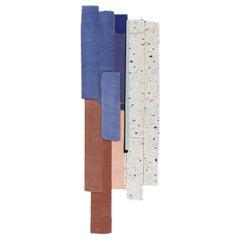 CC Tapis Patcha Runner Handmade Standard Rug by Patricia Urquiola