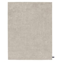cc-tapis Plain Rug in Linen High Pile