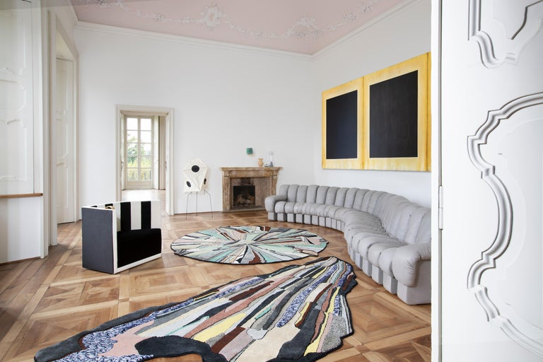 Modern CC-Tapis Super Fake Super Rock Rug by Bethan Laura Wood For Sale