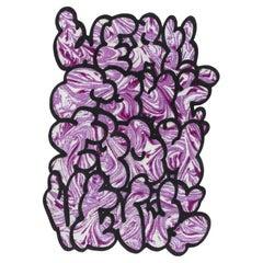 CC-Tapis Venus WeallcomefromVenus Rug in Pink by Patricia Urquiola
