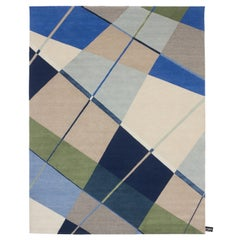 CC-Tapis Weft to Warp Rug by Martino Gamper