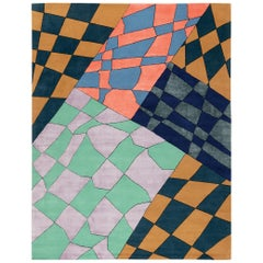 CC-Tapis Xequer a Rug by Martino Gamper
