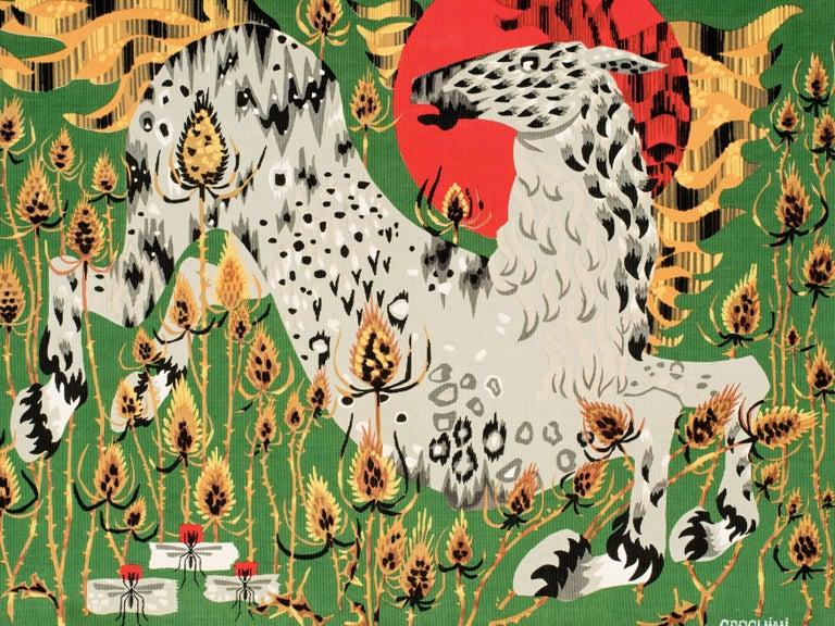 Cecchini Horse Tapestry For Sale 1