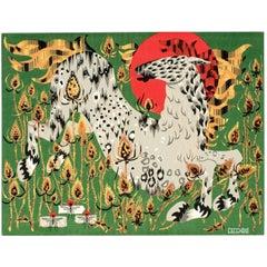 Cecchini Horse Tapestry