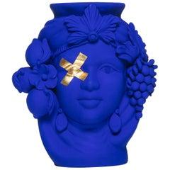 Cecì Blue Oltremare Vase