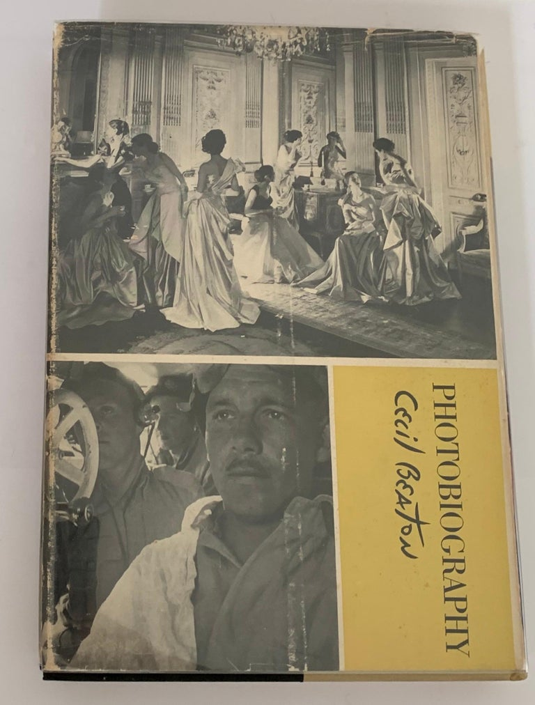 American Cecil Beaton Photography First Edition For Sale