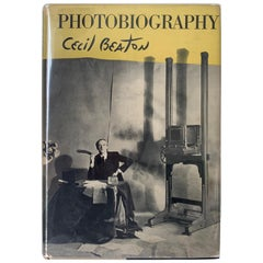 Cecil Beaton Photography First Edition Book