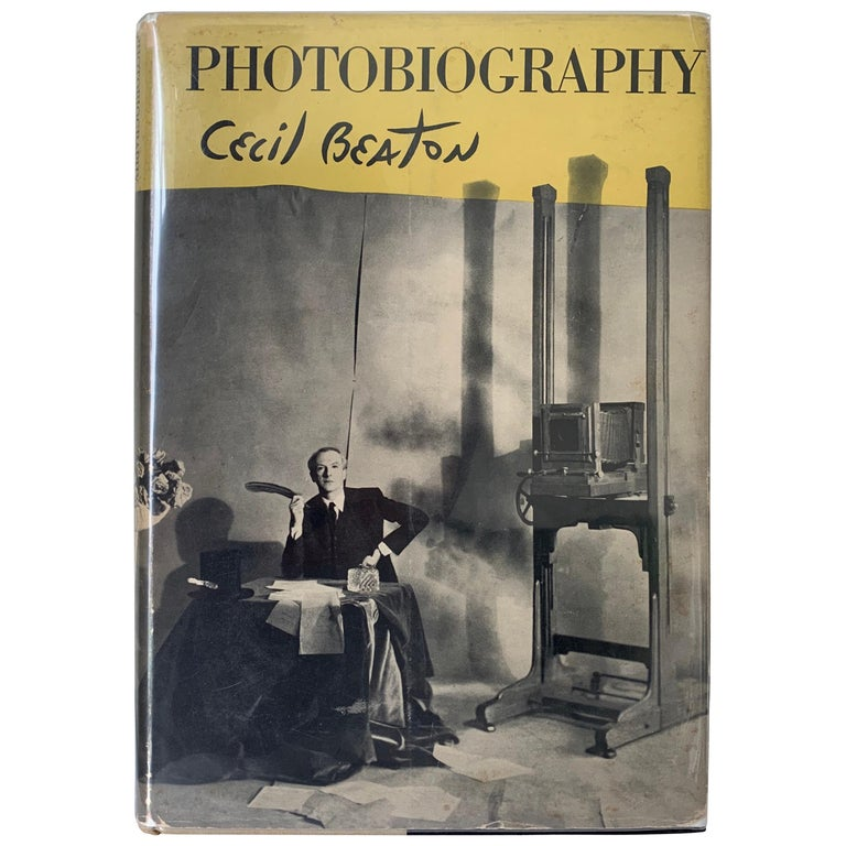 Cecil Beaton Photography First Edition For Sale