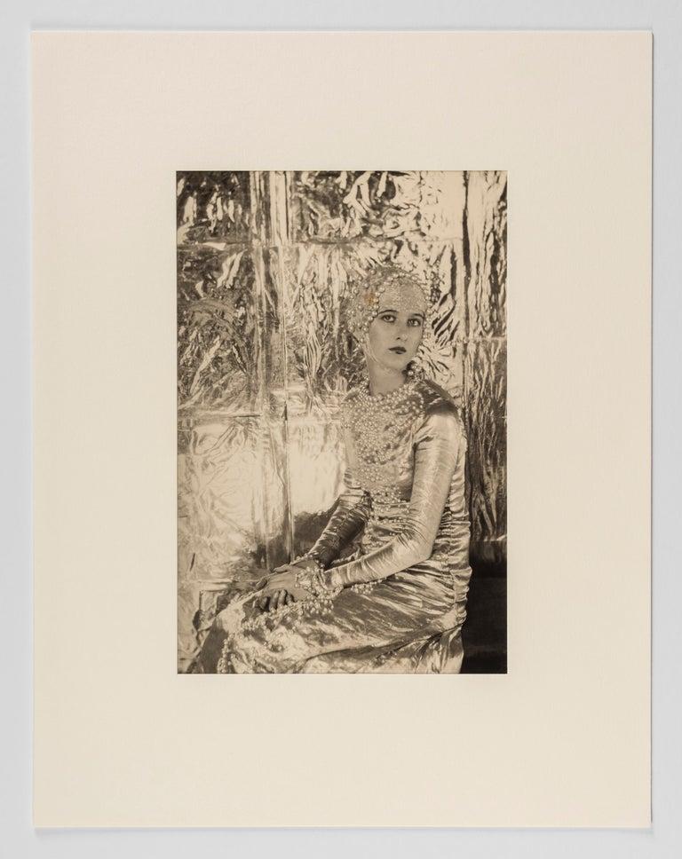 Baba Beaton, 1927 - Cecil Beaton (Portrait Photography) For Sale 1