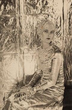 Baba Beaton, 1927 - Cecil Beaton (Portrait Photography)