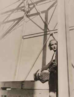 Carole Lombard, 1931 - Cecil Beaton (Portrait Photography)