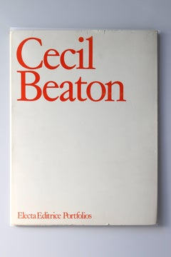 Cecil Beaton: 1904-1980 by Electa Editrice Publishers