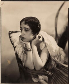 Elsa Schiaparelli, 1936 - Portrait Photography