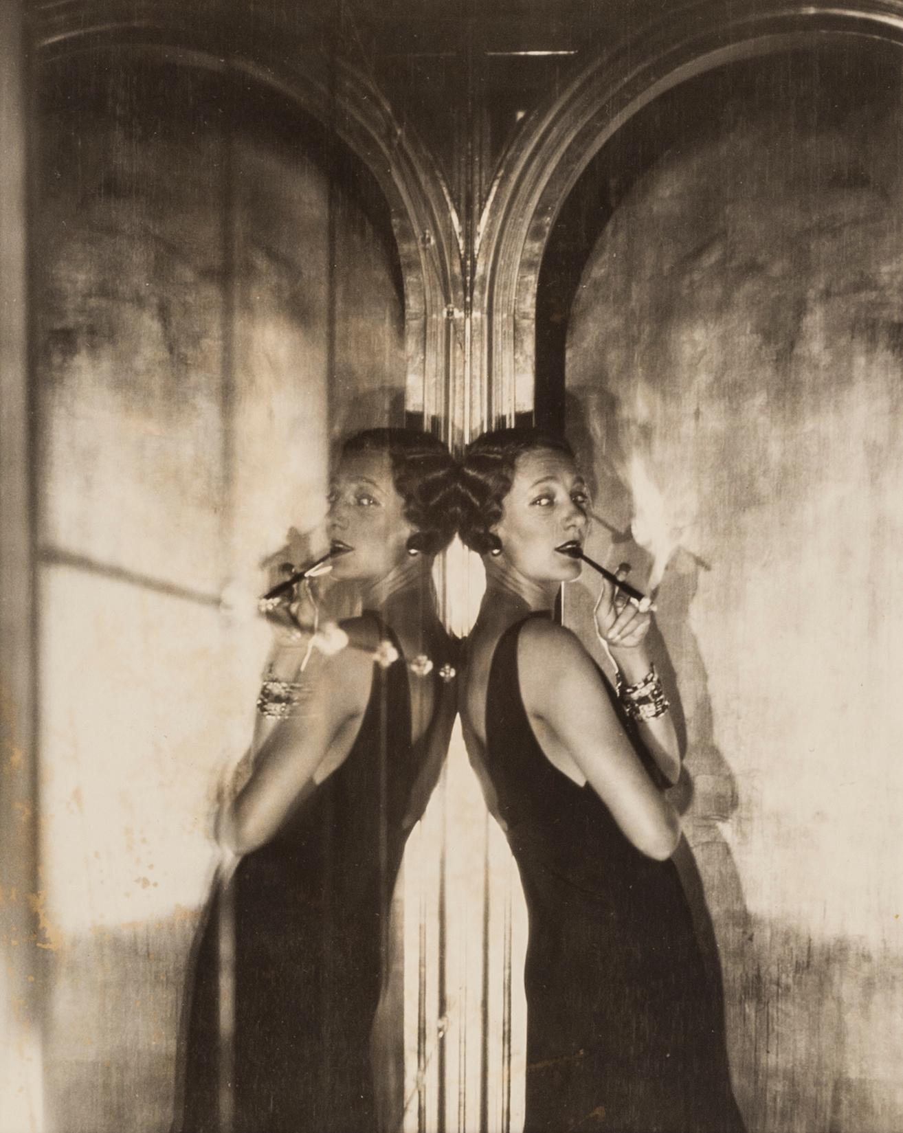 British society photographer Cecil Beaton Gertrude Lawrence portrait Huxley-Parlour gallery