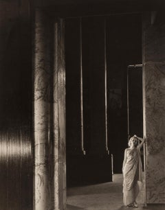 Karen Morely, 1932 - Cecil Beaton (Portrait Photography)