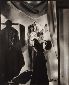 Mary Taylor, c.1934 - Cecil Beaton (Portrait Photography/Fashion Photography)